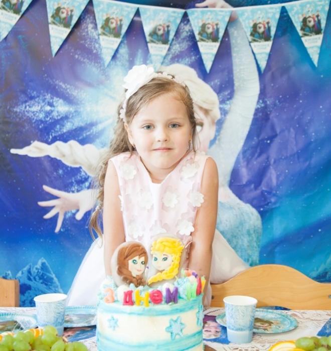 День народження у Аліни