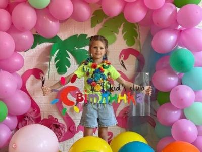 дитячий літній табір «Svitlynka kids club»