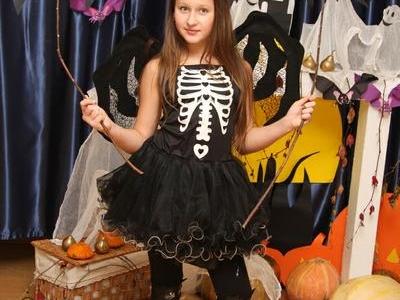 Вечірка в стилі Halloween