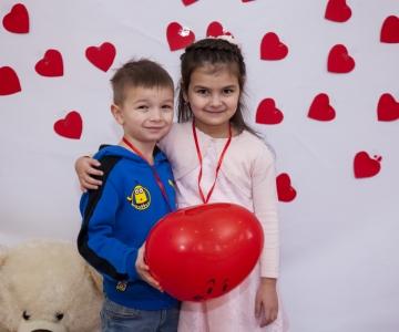 Перше кохання у Svitlynka