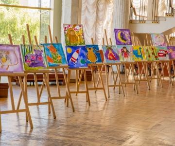 Виставка художніх робіт